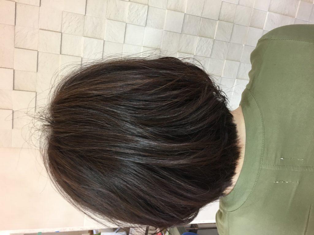 秋冬におすすめのヘアカラー